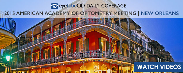 Daily Coverage AAOpt New Orleans 2015