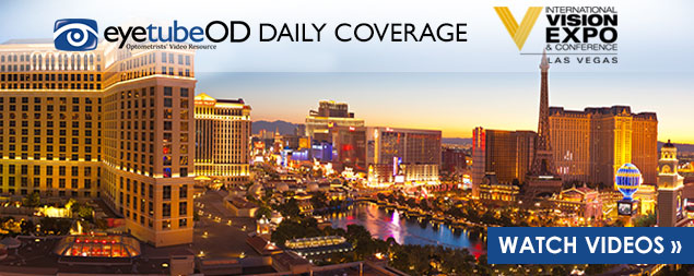 Daily Coverage Vision Expo West 2015